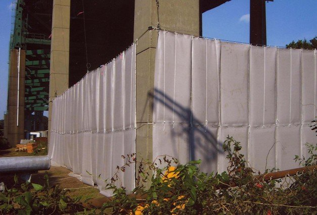 Outdoor Curtains Installations
